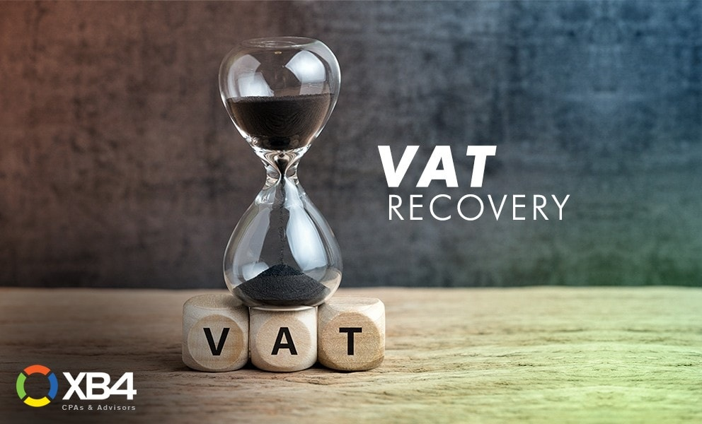 VAT pic Time-Frame For Recovering Input Tax