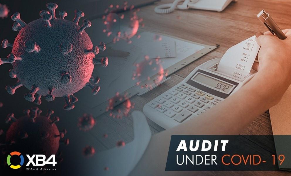 corona pic Audit under Covid- 19