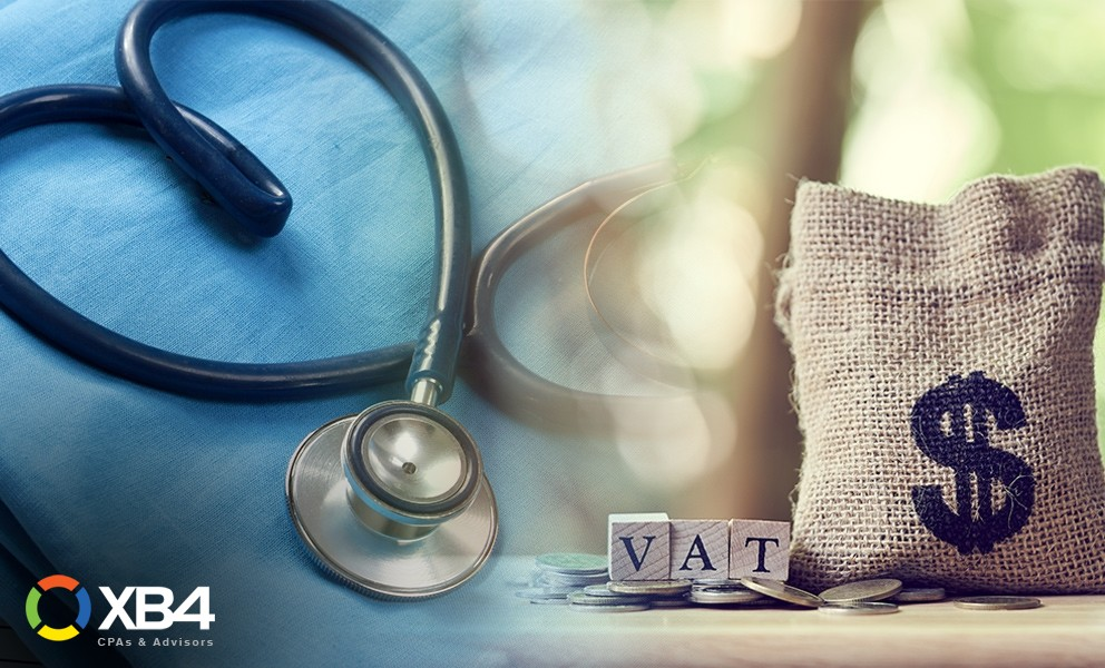 vat impact on healthcare