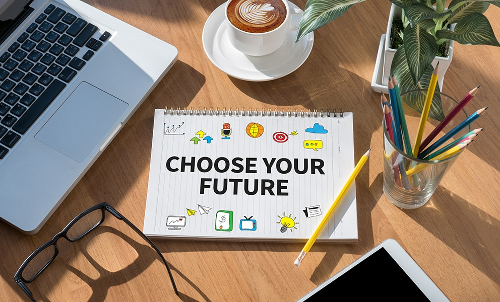 choose your future Join Us