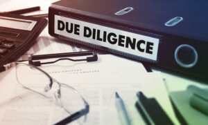 secret of great due diligence