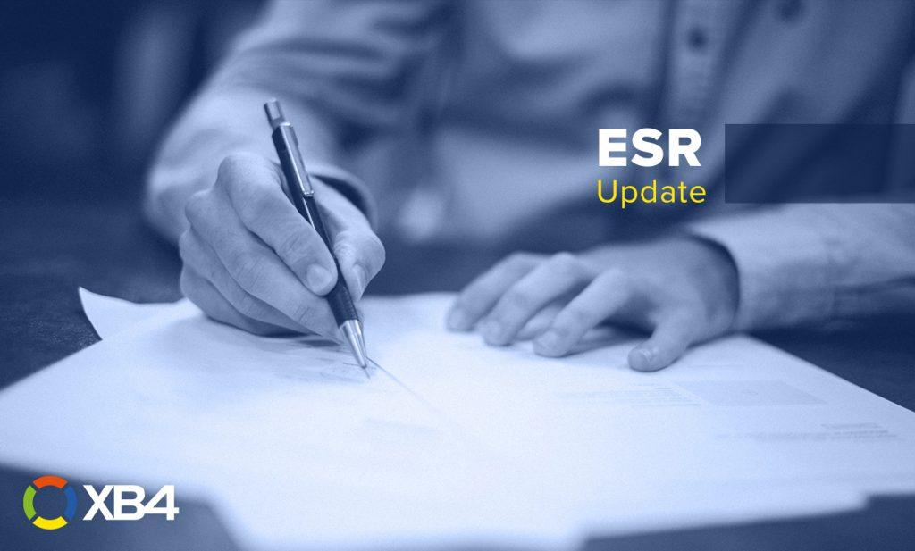ESR Update