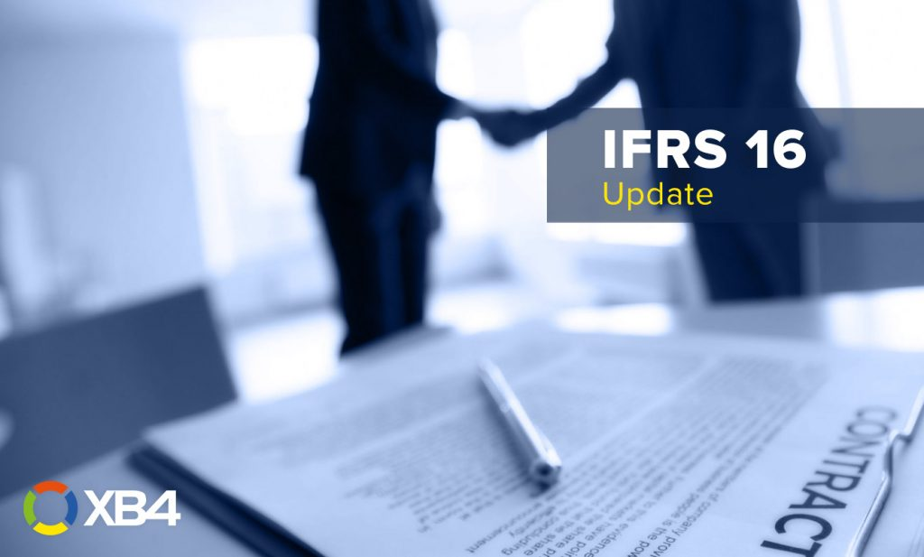 IFRS16 - Leases