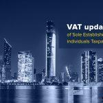Individuals and Establishments VAT Taxpayers