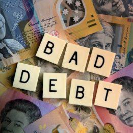 recover vat on bad debts